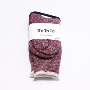 Rototo double face socks grape-01.jpg