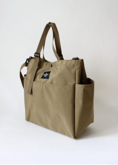 Bags-In-Progress-Carry-All-Beach-Bag-Kahki-Front3