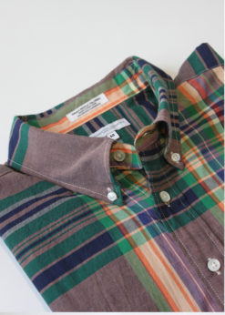 Engineeredgarments-19-Century-BD-Shirt-Orange-Green-Navy-Big-Madras-Plaid4