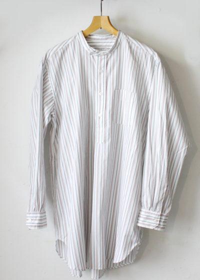 Engineeredgarments-Banded-Collar-Long-Shirt1