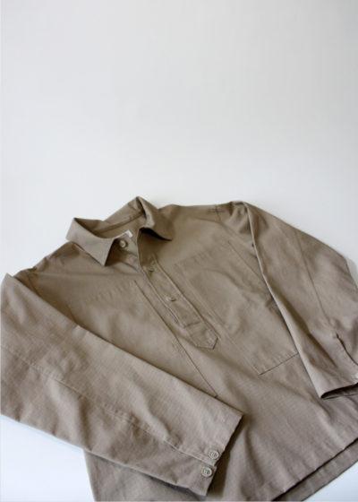 Engineeredgarments-Workaday-Army-Shirt-Khaki-Cotton-Ripstop3