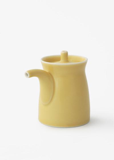 Hakusanporcelain-Gtype-Soy-Sauce-dispenser-Yellow2