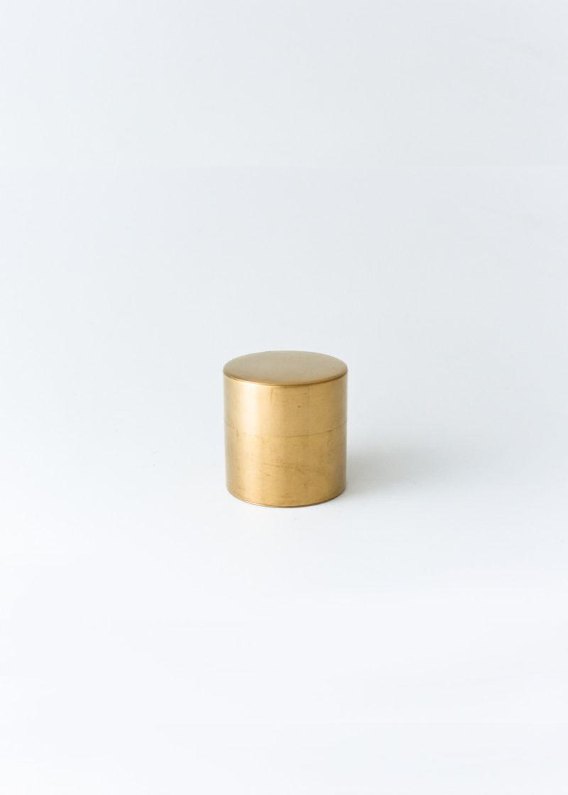 SyuRo-RoundCan-BrassS1