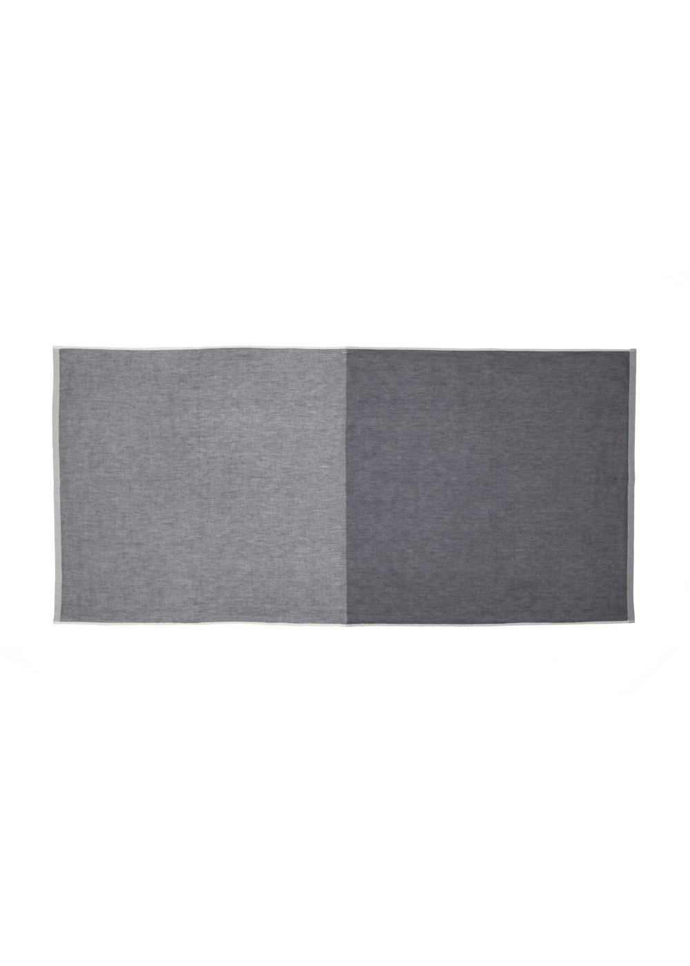 YoshiiTowel-5Trees2ToneChambray-BathTowl-Gray-Dark.Gray