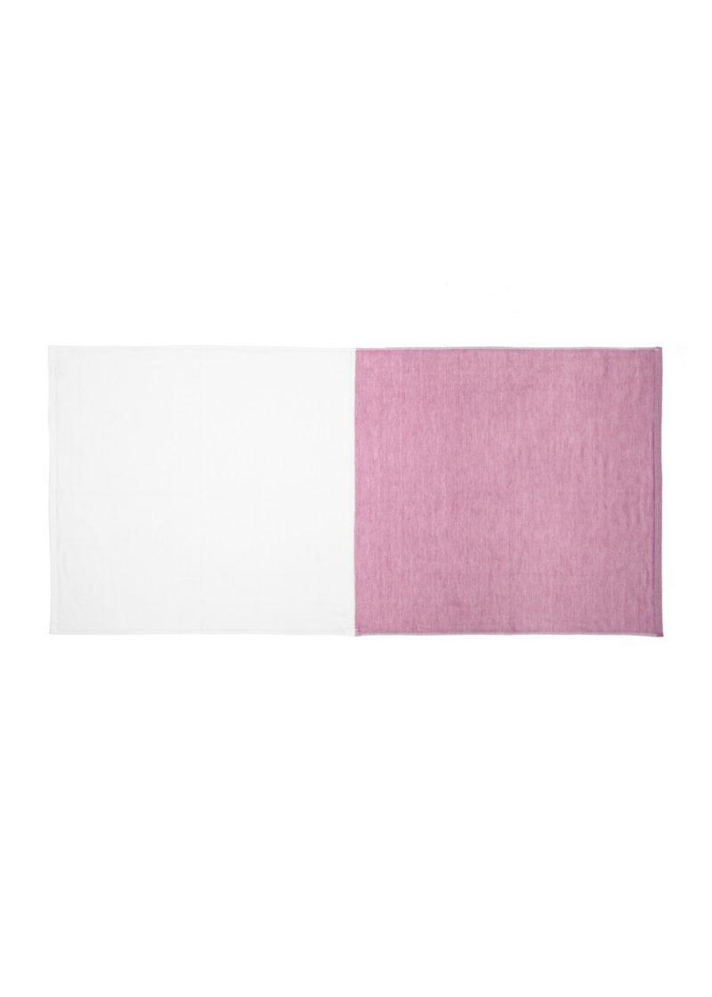 YoshiiTowel-5Trees2ToneChambray-BathTowl-White-Red