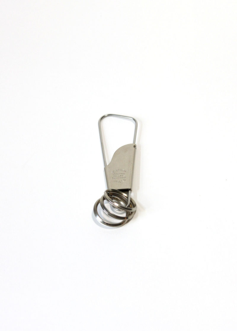 candy design and works holger key ring nickel1