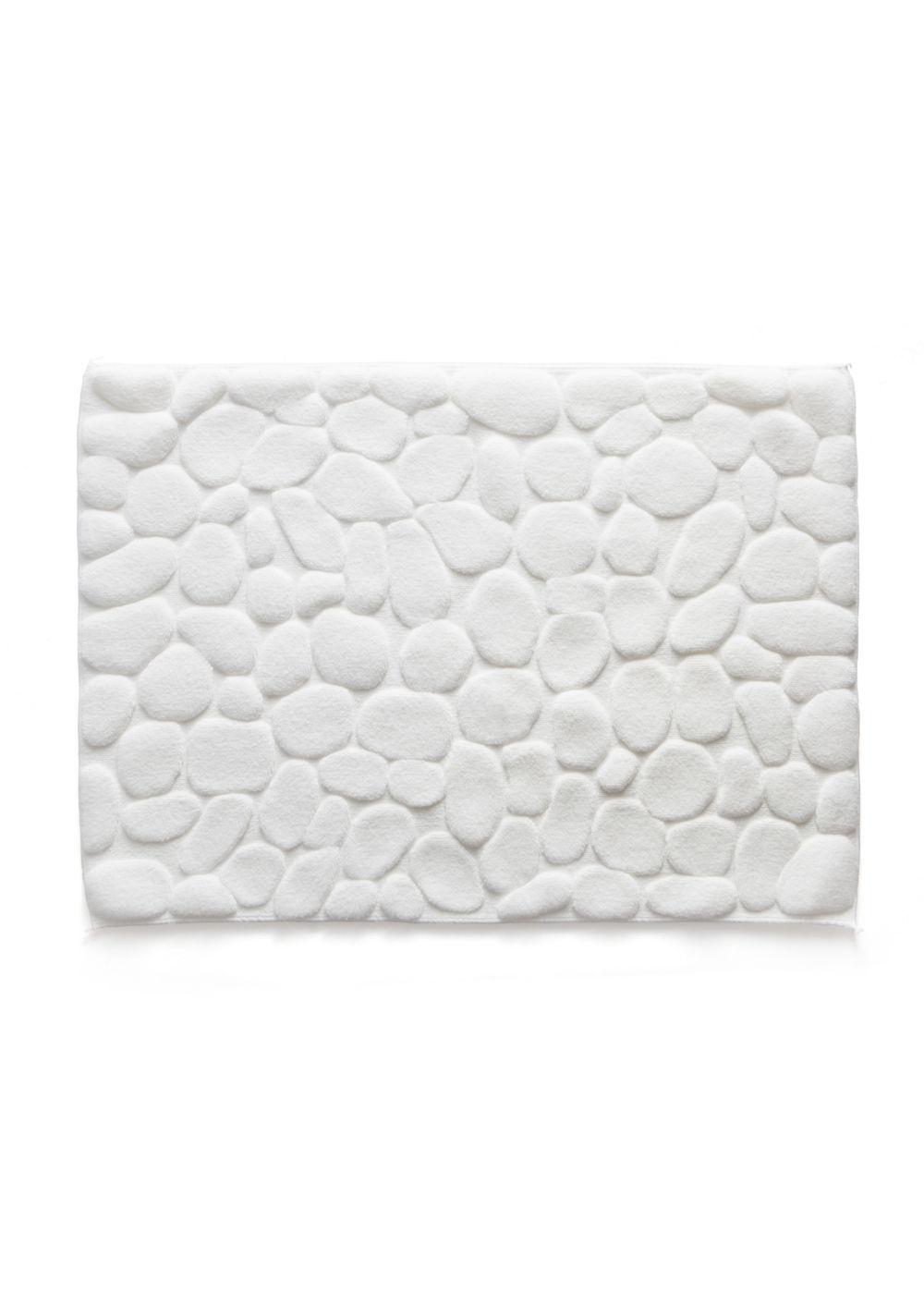 Ottaipnu-IshikoroBathMat-White