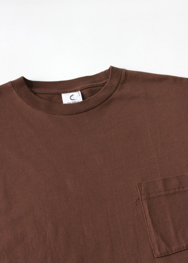 CTheHadagi-Crew-Neck-Long-Sleeve-T-shirts-Brown1