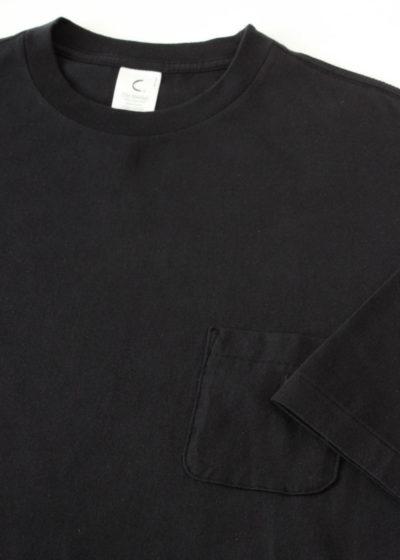 CTheHadagi-Crew-Neck-Short-Sleeve-T-shirts-With-Pocket-Black1