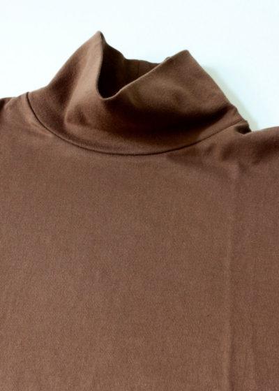 CTheHadagi-Turtleneck-Long-Sleeve-T-shirts-Brown1