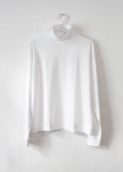 CTheHadagi-Turtleneck-Long-Sleeve-T-shirts-White