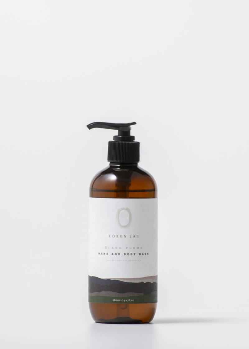 Cokon-Lab-Hand-And-Body-Wash-Blanc-Plume-280ml
