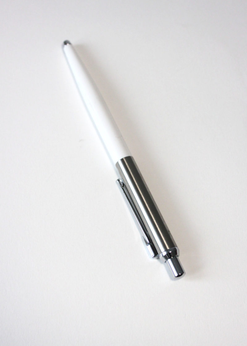 Ohto-Rays-Flash-Dry-Gel-Pen-White2