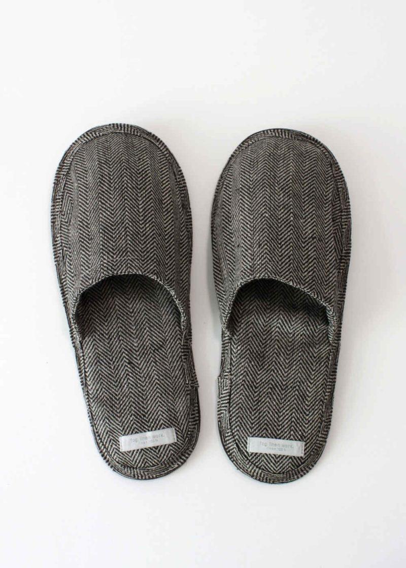 foglinenwork-linen-slippers-herringbone5