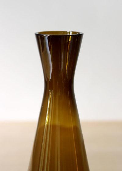 Kaj-Franck-glass-vase-large-brown-03
