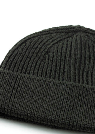 Andersen-Andersen-Beanie Medium-Hunting-Green-02