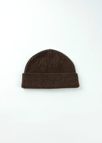 Andersen-Andersen-Beanie Medium-Natural-Brown-01
