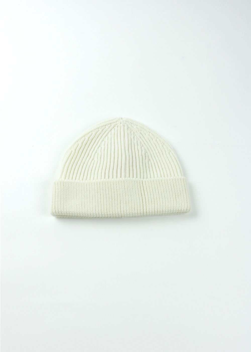 Andersen-Andersen-Beanie Medium-Off-White-01