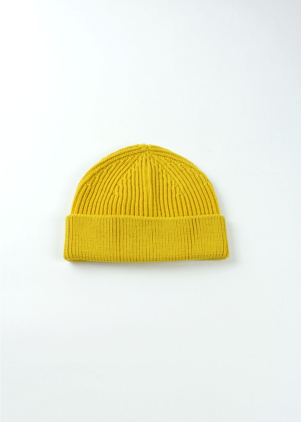 Andersen-Andersen-Beanie Medium-Yellow-01