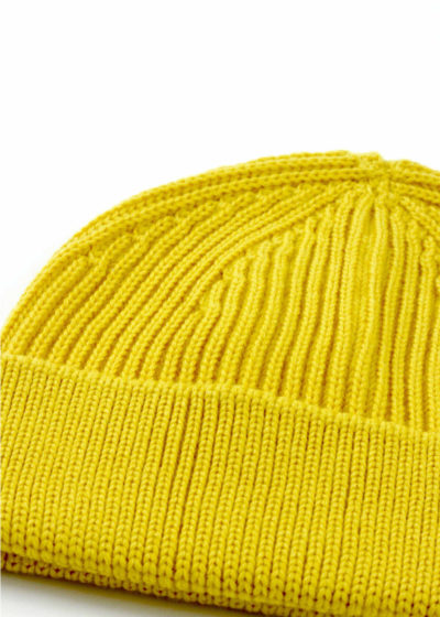Andersen-Andersen-Beanie Medium-Yellow-02