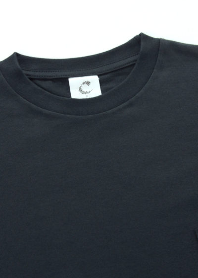 C-by-COMMON-Crew-neck-ling-sleeve-T-shirts-Gray-02