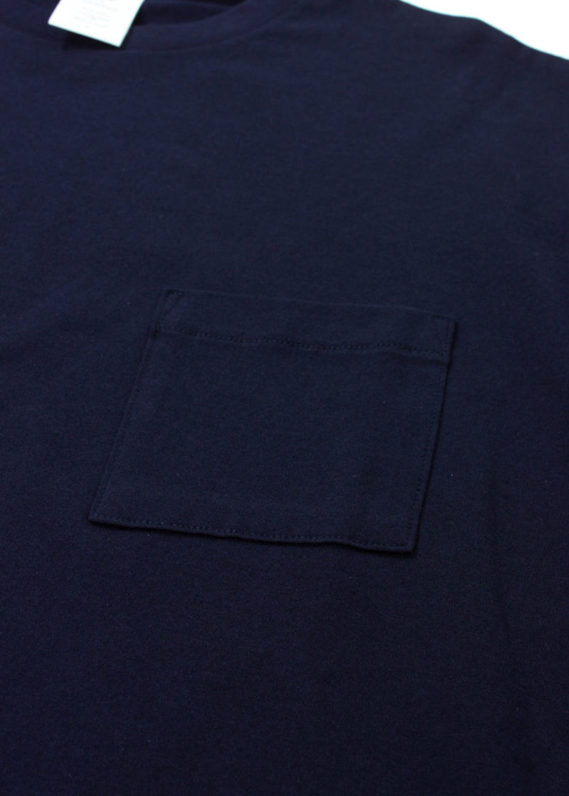 C-by-COMMON-Crew-neck-ling-sleeve-T-shirts-Navy-03