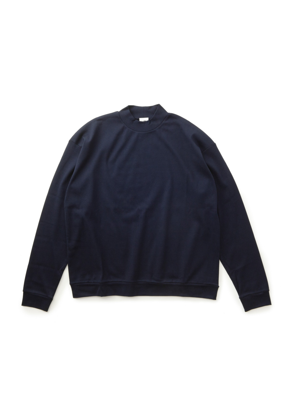 C-by-COMMON-Hi-neck-ling-sleeve-T-shirts-Navy-01