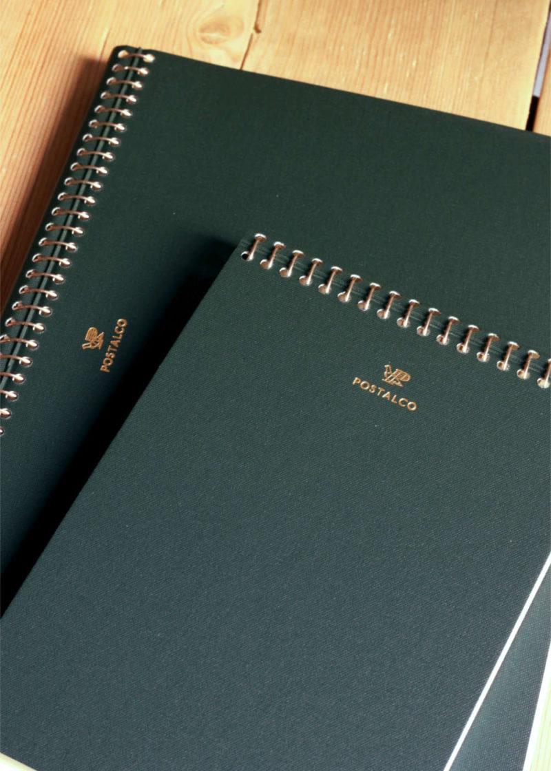 Postalco-Notebook-A5-Bankgreen-04