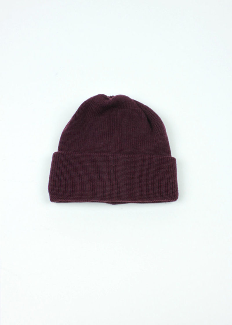 Rototo-Bulky-Watch-Cap-Burgundy-01