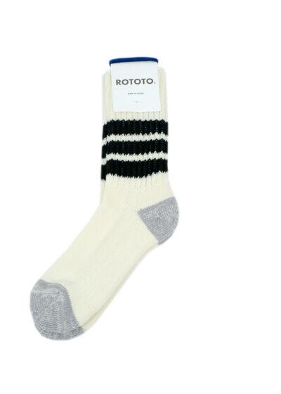 Rototo-coarse-ribbed-oldschool-socks-Black-01