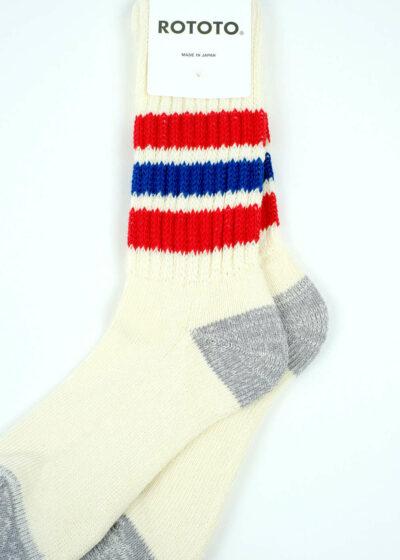 Rototo-coarse-ribbed-oldschool-socks-ChiliRedBlue-02
