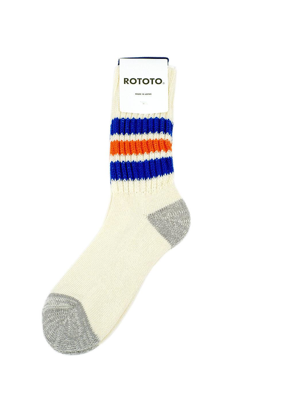 Rototo-coarse-ribbed-oldschool-socks-blueorange-01
