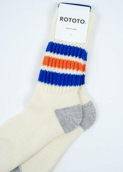 Rototo-coarse-ribbed-oldschool-socks-blueorange-02