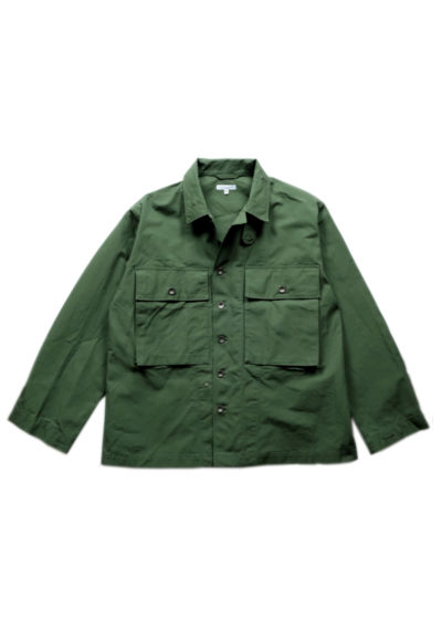 Engineered-Garments-M43-2-Shirt-Jacket-Olive-Cotton-Ripstop-01