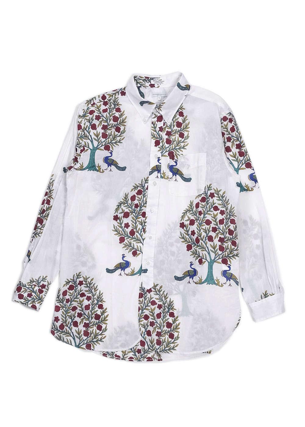 Engineered-Garments-19-Century-BD-Shirt-Natural-Cotton-Lawn-Peacock-Print-01