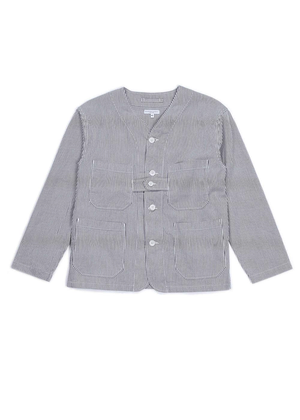 Engineered-Garments-Cardigan-Jacket-Navy-Seersucker-Stripe-01