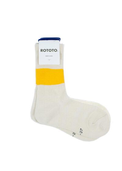 Rototo-ClassicCrewSocks-SilkCotton-Ivory-Yellow-01