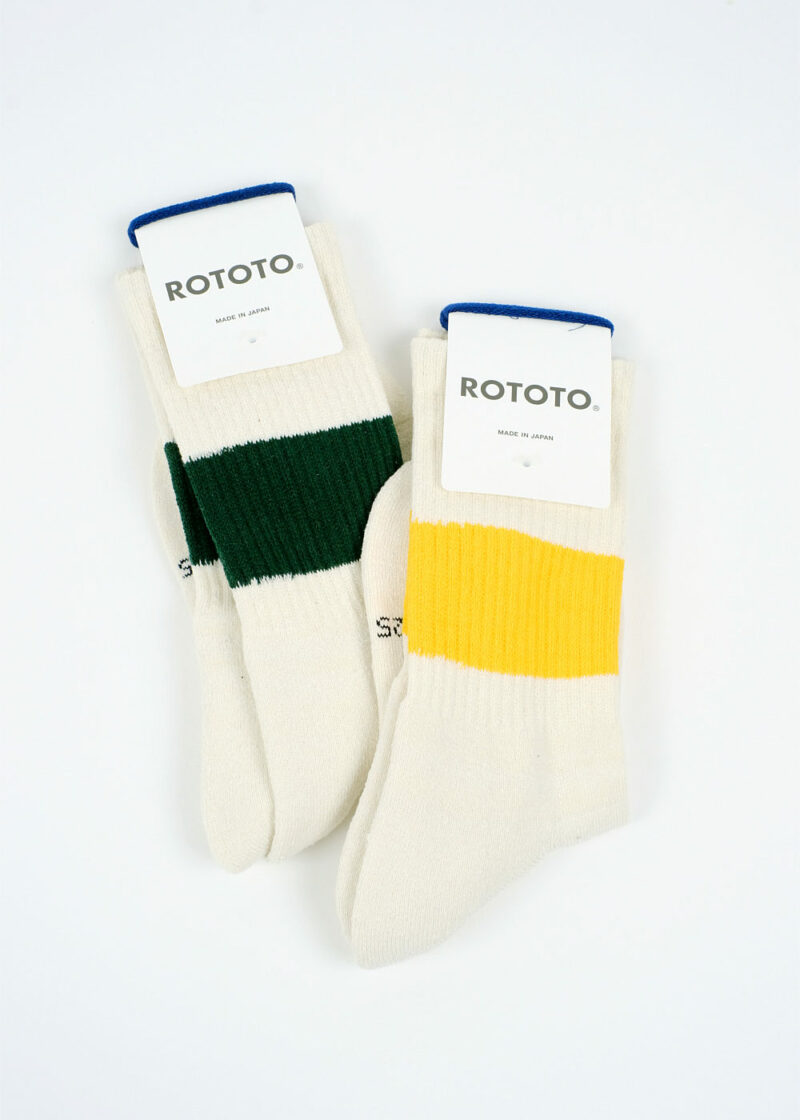 Rototo-ClassicCrewSocks-SilkCotton-all