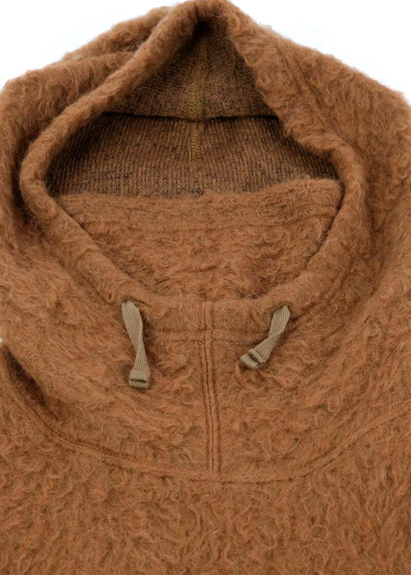 Engineered-Garments-Hooded-Interliner-Brown-Solid-Mohair-02
