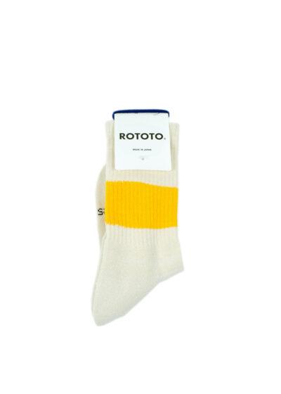 Rototo-ClassicCrewSocks-SilkCotton-Ivory-Yellow-02